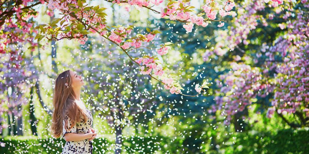 """Arriva la primavera: il """"buon consiglio"""" di stagione"""