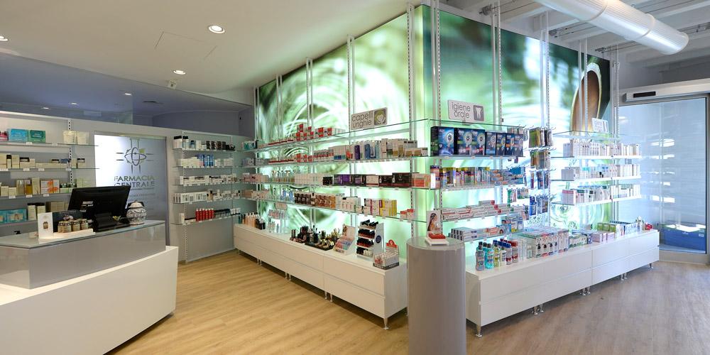 L'illuminazione condiziona l'acquisto, anche in farmacia