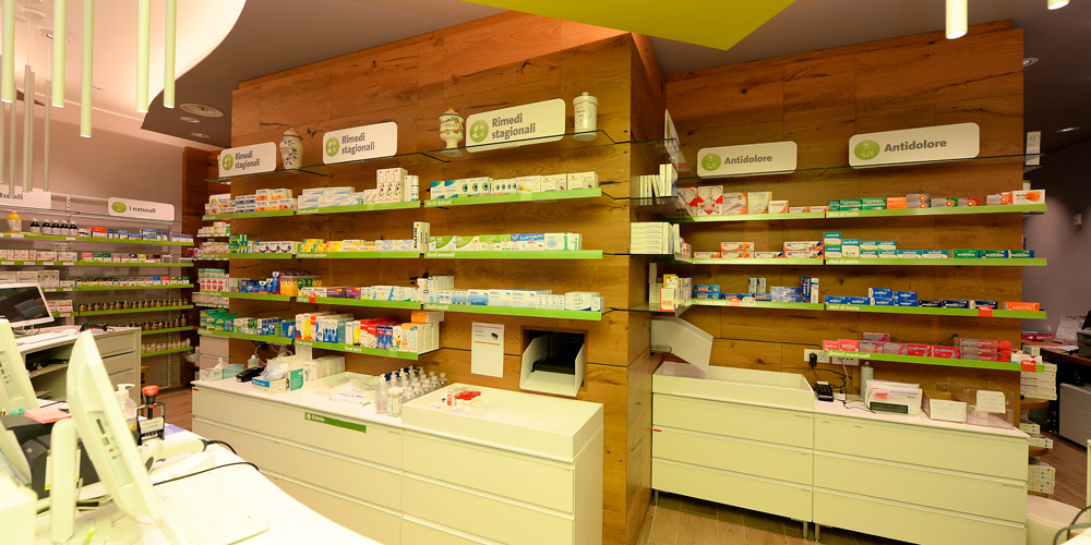 Magazzino automatico, per una farmacia smart