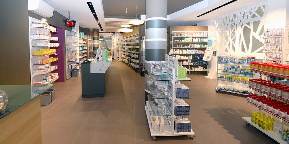 Una farmacia che corre verso un nuovo futuro